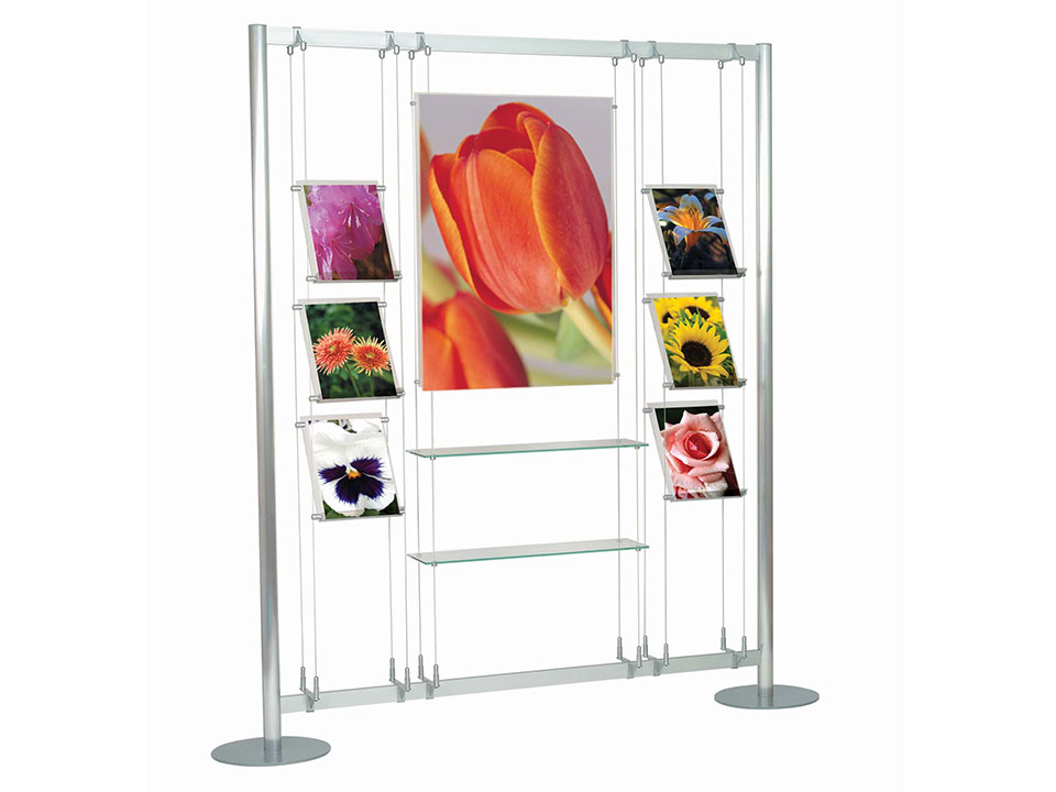 Exhibition Stand Roll Up : Roll up and pop stands graphica display