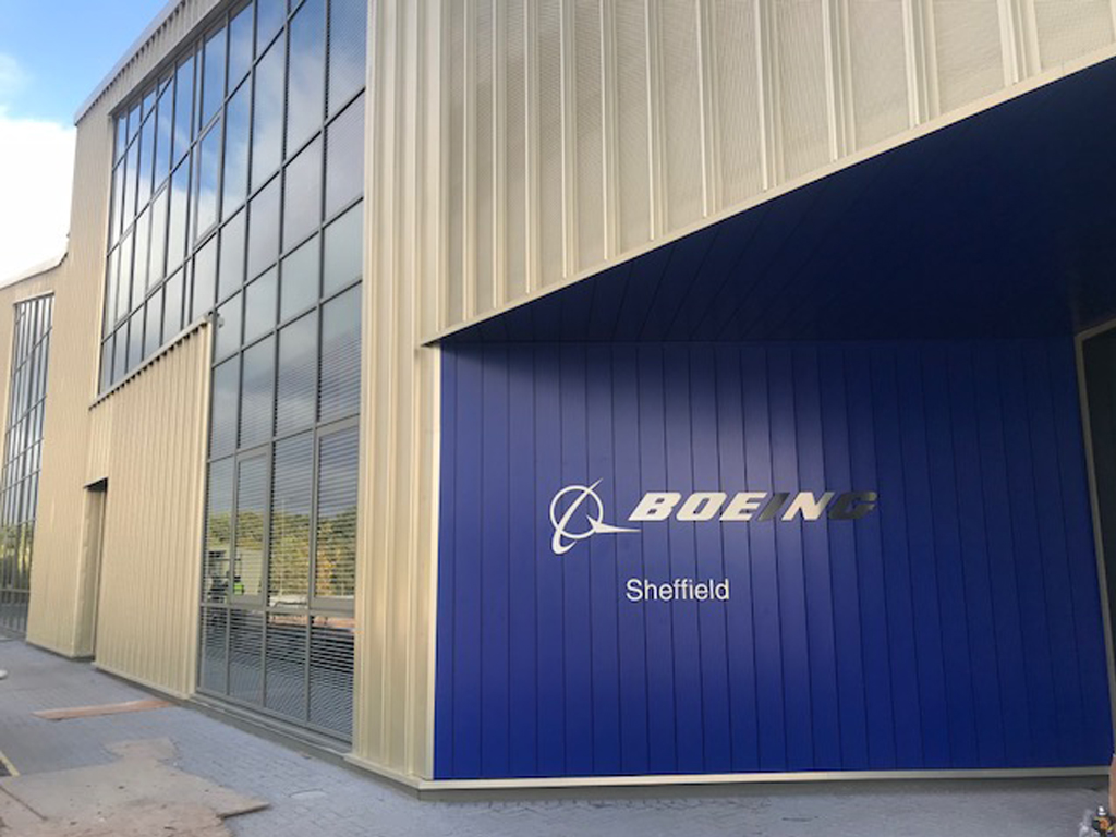 Boeing UK